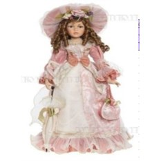 Коллекционная кукла Диана