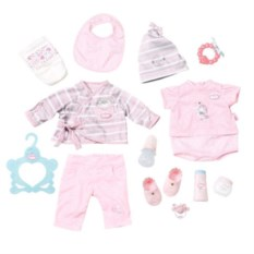 Супернабор с одеждой и аксессуарами для куклы Baby Annabell