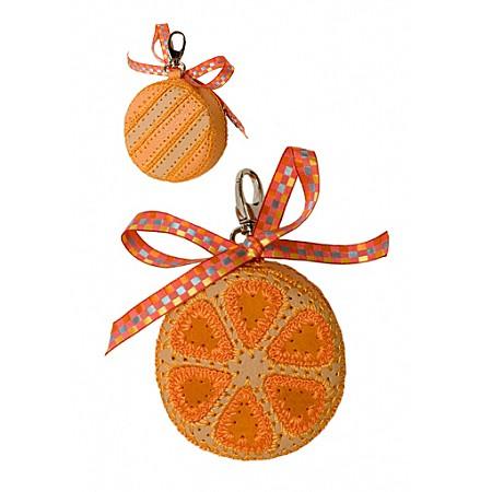 Брелок Апельсин