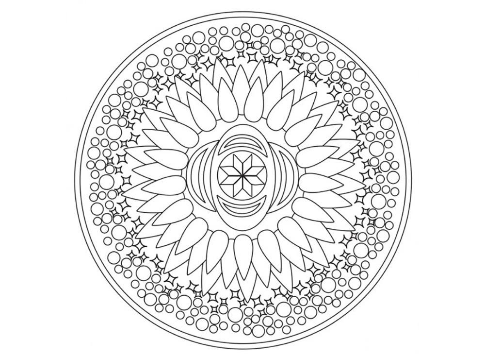 Картина по номерам «Духовное развитие»