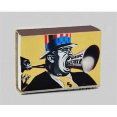 Спички сувенирные «Голос Америки»