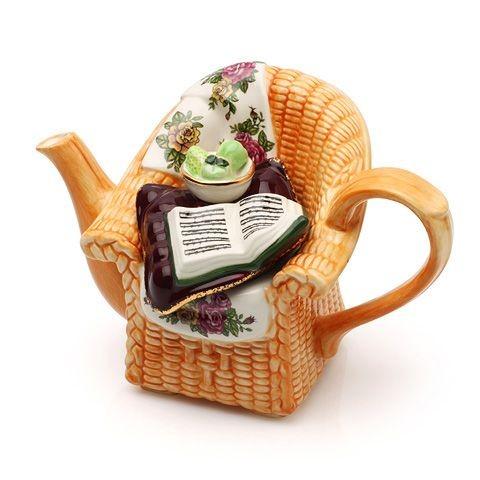 Заварочный чайник Кресло