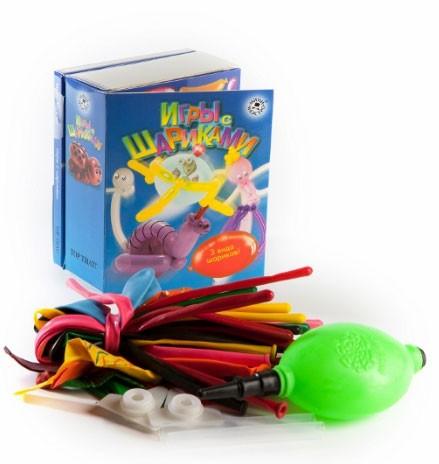 Набор «Игры с шариками»