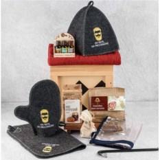 Подарочный набор для мужчин Банный Box