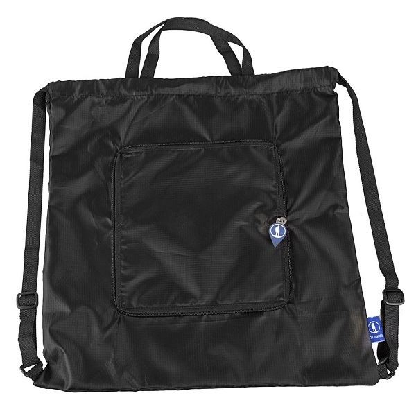 Рюкзак Arni, складной, черный