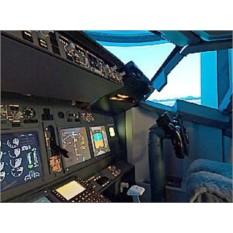Сертификат Полет на авиасимуляторе Boeing-737