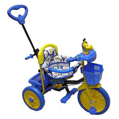 Трёхколесный велосипед JAGUAR