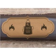Набор именных шампуров «Для открытия шашлычной»