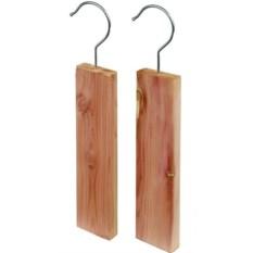 Бруски от моли из красного кедра (2 штуки)