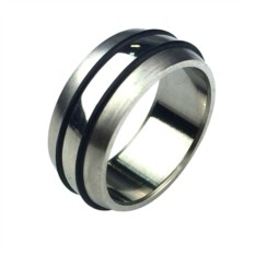 Кольцо из стали Respect Steel SRPL 54