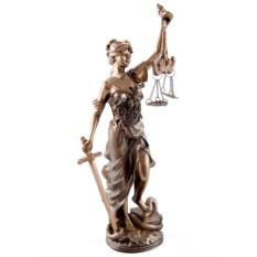 Статуэтка Греческая богиня правосудия – Фемида