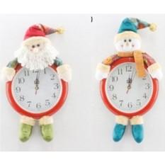 Настенные часы Новый год