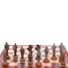 Шахматы Рыцари (размеры 37х37 см)