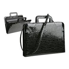 сумки женские бело-черная.