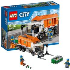 Конструктор  Lego City Мусоровоз
