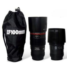 Термокружка Объектив Canon EF 100MM