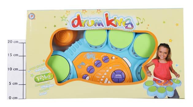 Барабанная установка Drum King