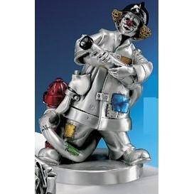 Статуэтка Клоун-пожарный