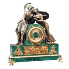 Интерьерные часы Гектор с Андромахой