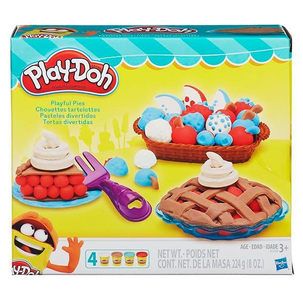 Набор для творчества Hasbro Play-Doh Ягодные тарталетки