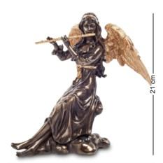Статуэтка Ангел, играющий на флейте