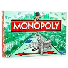 Настольная игра Hasbro Монополия Классическая