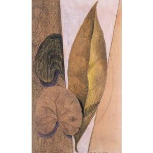 Репродукция картины Лист