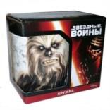 Кружка в подарочной упаковке Звездные войны. Чубакка