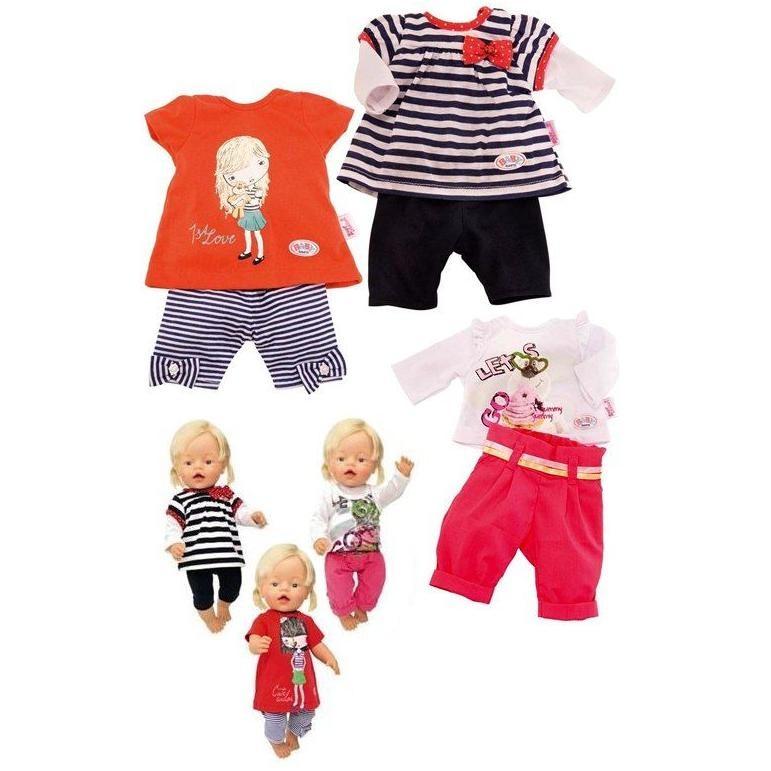 Комплекты летней одежды Модница куклы Baby Born