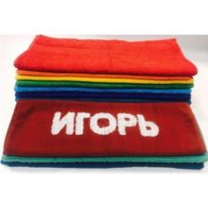 Полотенце с вышивкой Игорь