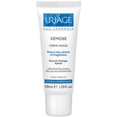 Крем для лица для очень сухой кожи 40 мл (Uriage, Xemose)