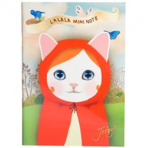 Тетрадь Mini lalala note (Red hood)