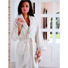 Элитный махроовый халат Lumen от Timas
