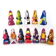 Подставка для очков «Абстрактный нос»