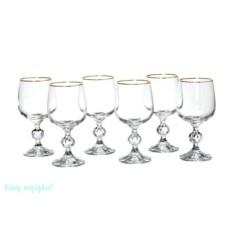 Набор винных бокалов из 6 шт. «Клаудия»