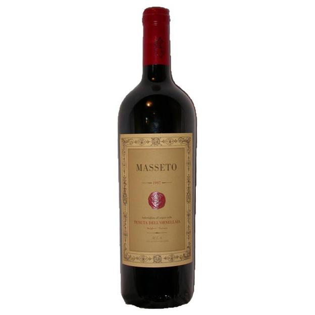 Вино Masseto Vino da Tavola di Toscana