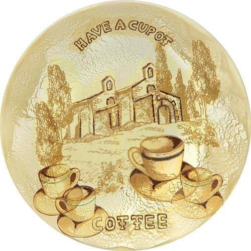 Тарелка Чашечка кофе