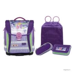 Фиолетовый школьный ранец McNeill Ergo Light Compact