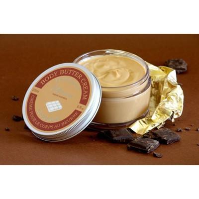 Крем-масло для тела «Шоколад с перламутром»