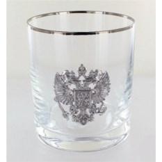 Стакан Герб РФ