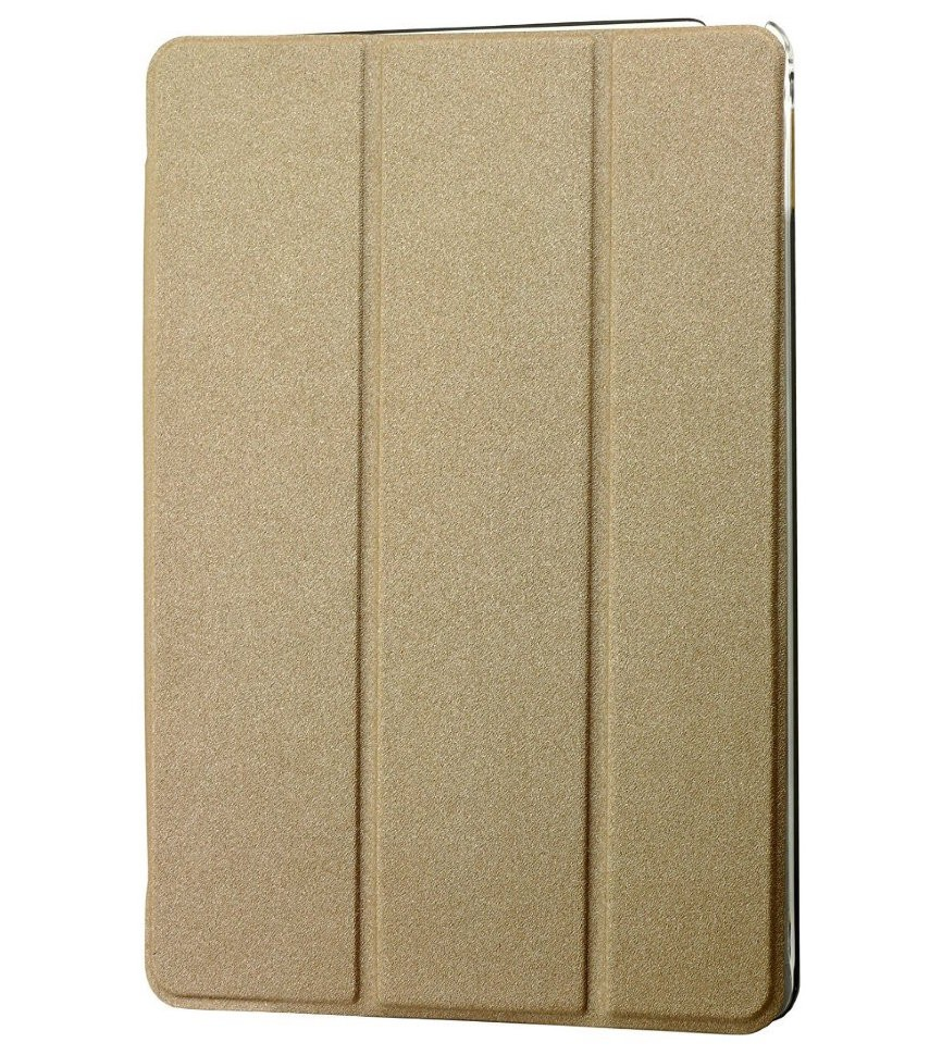 Чехол Muvit Smart Stand Case Gold Champagne для iPad Air 2