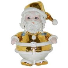 Фарфоровая статуэтка Дед мороз от Zampiva
