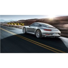 Поездка на Porsche-911 на 2 часа