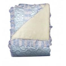 Зимний комплект на выписку Атлас с подушкой