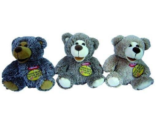 Мягкая игрушка Медведь - повторюшка