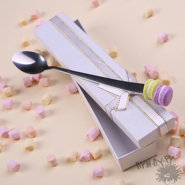 Десертная ложечка Макаруны