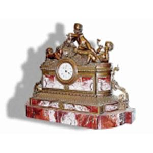 Каминные часы «Горка»