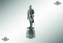 Серебряная рюмка «Рюрик»