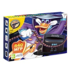 Приставка Dendy Darkwing Duck + 440 игр