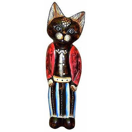 Фигурка Кот в пиджаке
